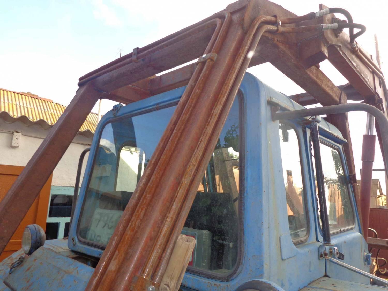 Самодельный трактор со стогомётом фото | ЖЕЛЕЗНЫЙ-КОНЬ.РФ